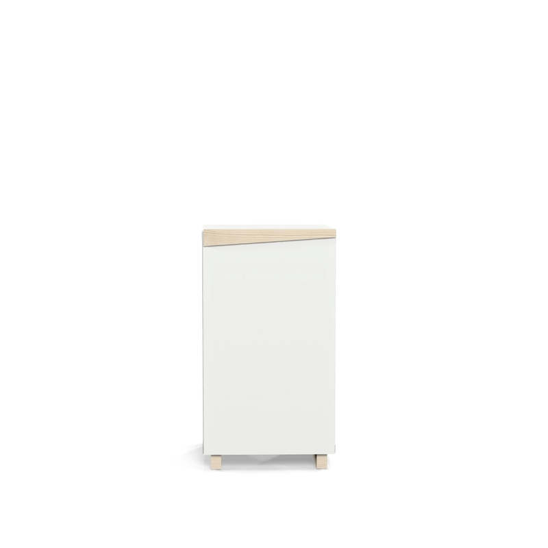 kontenerek biurkowy KON-EDGE2 VERYSIMPL